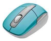 TrustEqido Wireless Mini Mouse Blue USB