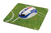 TrustFootball Mouse with Mousepad France USB