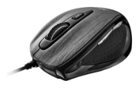 TrustKerbStone Laser Mouse Black USB