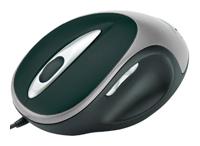 TrustLaser Combi MI-6200 Black-Silver USB+PS/2