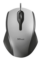 Trust Mimo Mouse Silver-Black USB