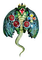 DVTechHorror Dragon (JS66)