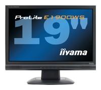 IiyamaProLite E1900WS