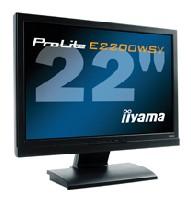 IiyamaProLite E2200WSV