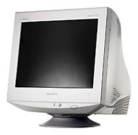 Sony MultiScan E450