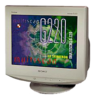 Sony Multiscan G220