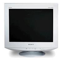 Sony Multiscan G420