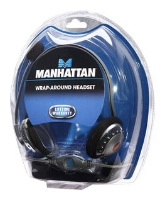 ManhattanBehind-The-Neck Stereo Headset (175524)