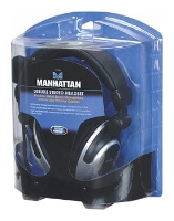 ManhattanDeluxe Stereo Headset (177931)