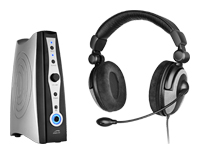Speed-Link SL-8796-SSV Medusa Station 5.1 Gaming Headset