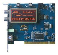 BeholderBehold TV 609RDS