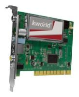 KWorld PCI Analog TV Card II (PC165-A