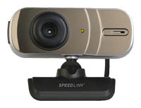 Speed-Link Autofocus Mic Webcam, 2.0 Mpix