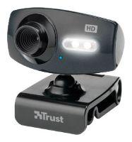TrustWidescreen HD Webcam