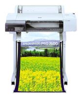 EpsonStylus Pro 7600