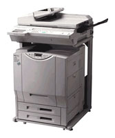 HP Color LaserJet 8550MFP