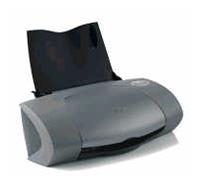 LexmarkColor Jetprinter P707