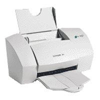 Lexmark Color Jetprinter Z51
