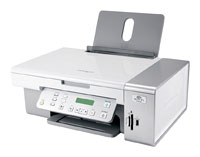 LexmarkX3550