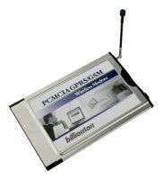 BilliontonGPRS/GSM PCMCIA