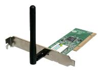 DIGITUSWireless LAN PCI adapter, 802.11g (DN-7006GT)