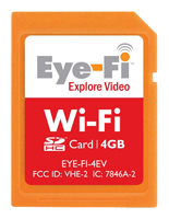 Eye-FiSD-Card 4GB